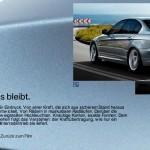 BMW 3er Limousine Detail